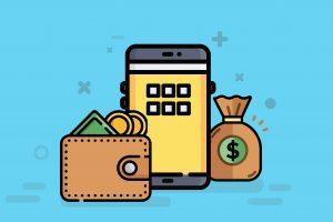 کسب درآمد از اپلیکیشن های موبایل