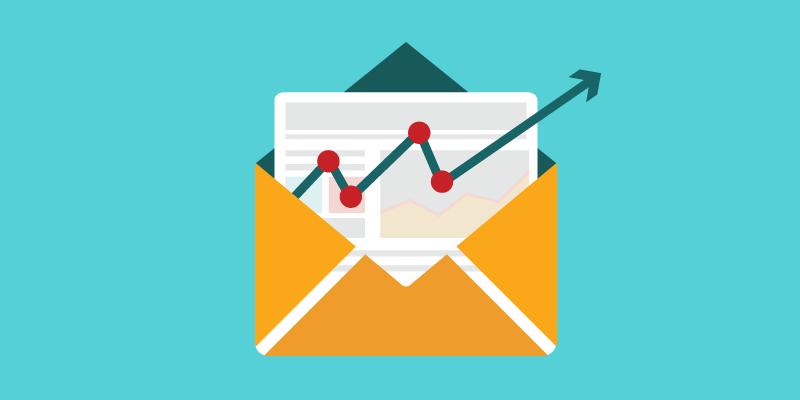افزایش بازکردن ایمیل