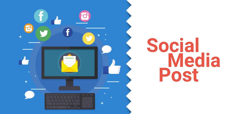 پست های شبکه اجتماعی