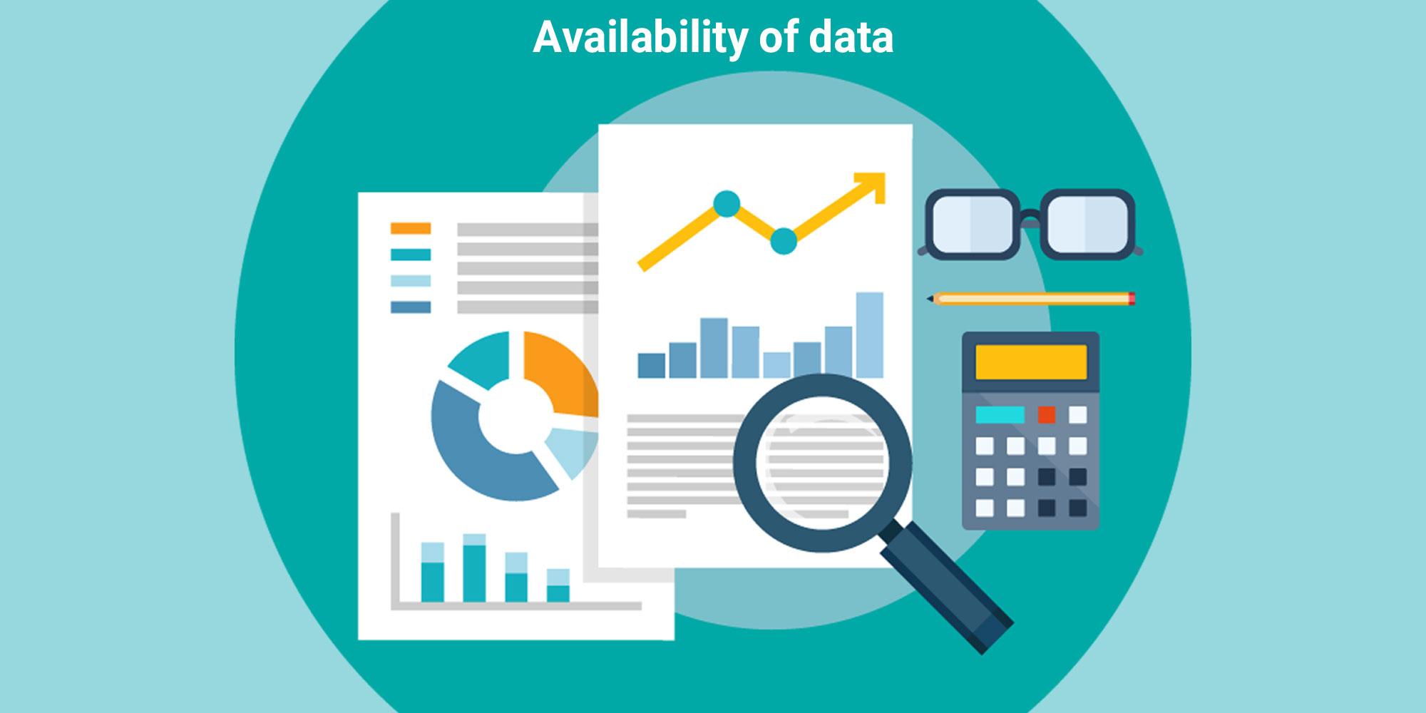 دسترسی به دادهها - معیارهای انتخاب attribution