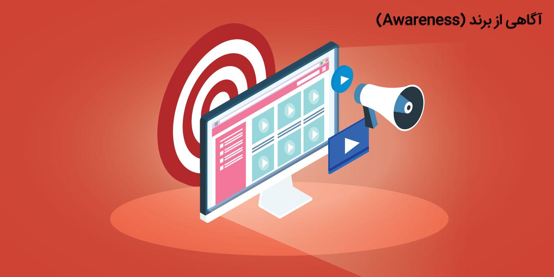 ویدئوهای مرحله آگاهی از برند