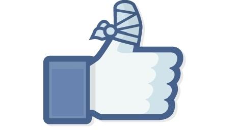 اشتباهات شبکه های اجتماعی