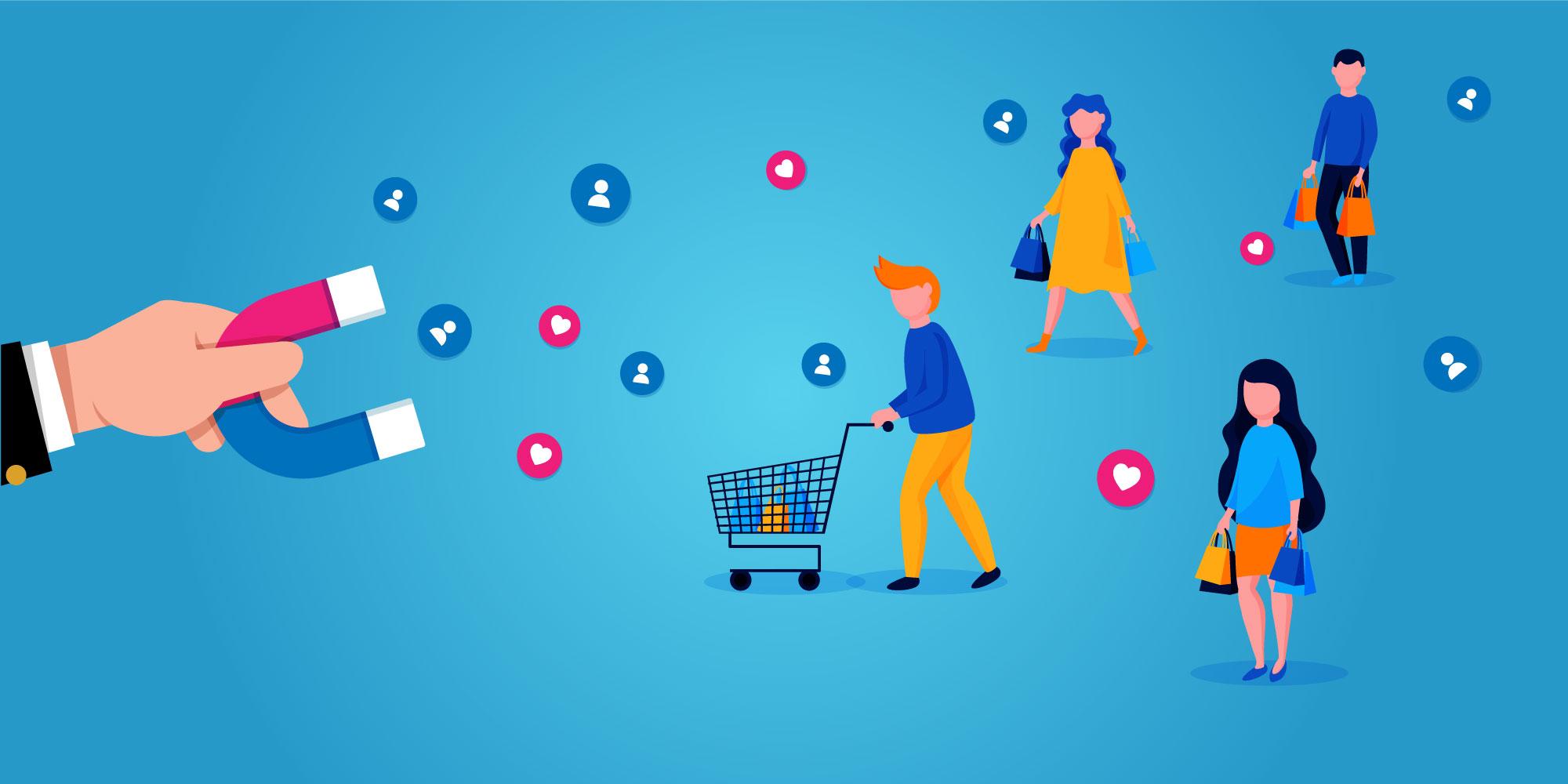 اهداف آگاهی از برند: افزایش خرید و تعداد لیدها (سرنخ)