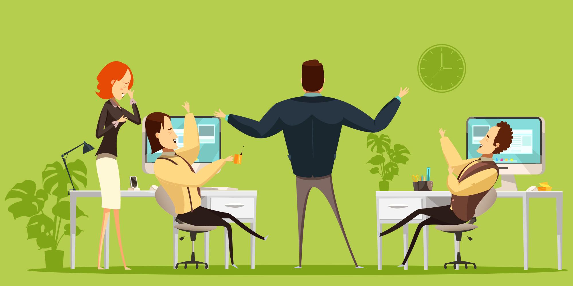 اهمیت تیم در هر کسبوکار