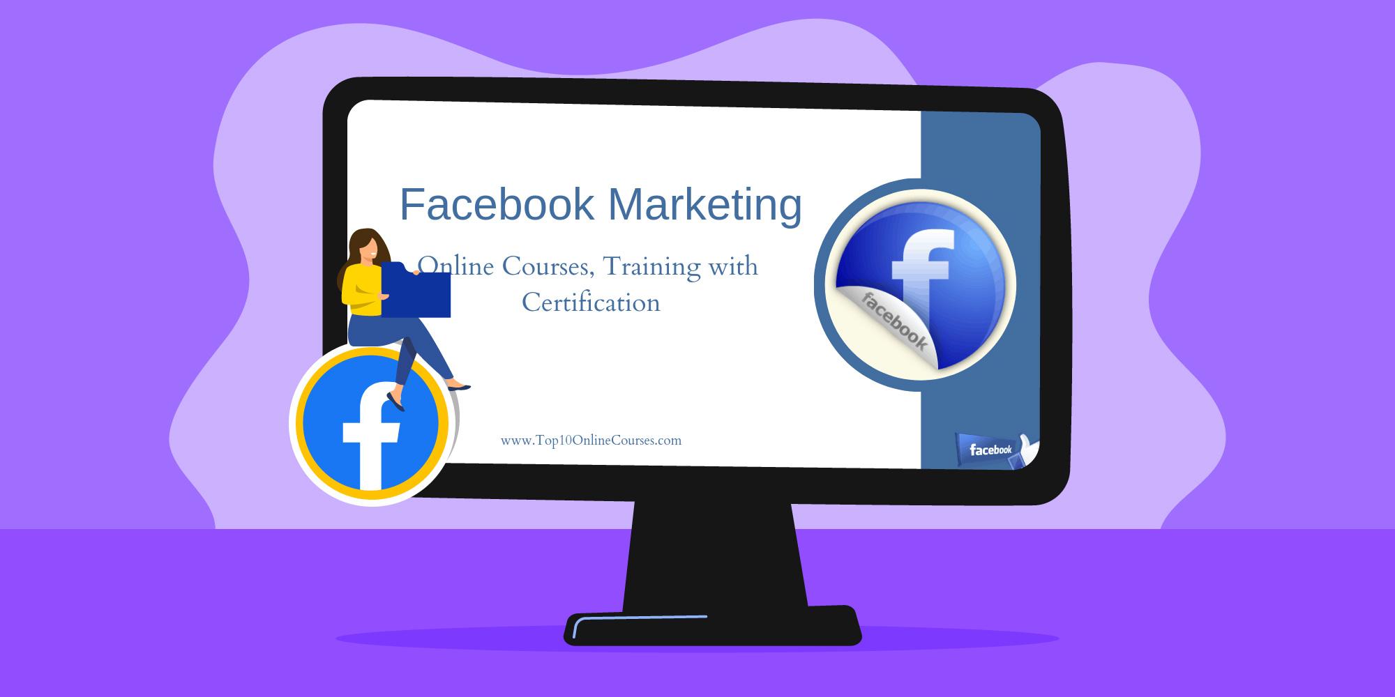 گواهینامه فیسبوک